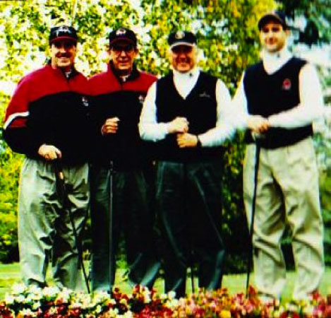 1999 Original Foursome