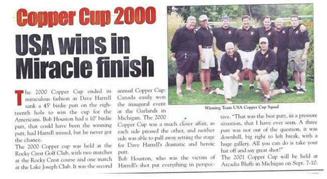 2000 USA Victory